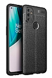 Dafoni Liquid Shield OnePlus Nord N100 Ultra Koruma Siyah Kılıf