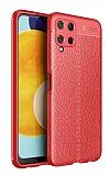 Dafoni Liquid Shield Samsung Galaxy A22 4G Ultra Koruma Kırmızı Kılıf