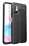 Dafoni Liquid Shield Xiaomi Poco M3 Pro Ultra Koruma Siyah Kılıf