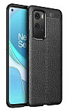 Dafoni Liquid Shield OnePlus 9 Pro Ultra Koruma Siyah Kılıf