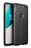 Dafoni Liquid Shield OnePlus Nord N10 5G Ultra Koruma Siyah Kılıf