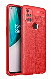 Dafoni Liquid Shield OnePlus Nord N10 5G Ultra Koruma Kırmızı Kılıf