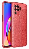 Dafoni Liquid Shield Oppo Reno 5 Lite Ultra Koruma Kırmızı Kılıf