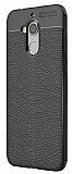 Dafoni Liquid Shield Premium General Mobile GM 8 Siyah Silikon Kılıf
