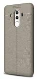 Dafoni Liquid Shield Premium Huawei Mate 10 Pro Gri Silikon Kılıf