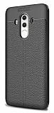 Dafoni Liquid Shield Premium Huawei Mate 10 Pro Siyah Silikon Kılıf