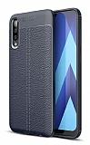 Dafoni Liquid Shield Premium Huawei P Smart S Lacivert Silikon Kılıf