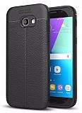 Dafoni Liquid Shield Premium Samsung Galaxy A5 2017 Siyah Silikon Kılıf