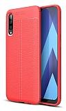 Dafoni Liquid Shield Premium Samsung Galaxy A70 Kırmızı Silikon Kılıf