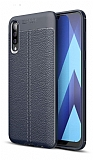 Dafoni Liquid Shield Premium Samsung Galaxy A70 Lacivert Silikon Kılıf