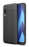 Dafoni Liquid Shield Premium Samsung Galaxy A70 Siyah Silikon Kılıf