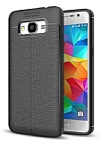 Dafoni Liquid Shield Premium Samsung Galaxy Grand Prime / Prime Plus Siyah Silikon Kılıf
