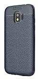 Dafoni Liquid Shield Premium Samsung Grand Prime Pro J250F Lacivert Silikon Kılıf