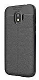 Dafoni Liquid Shield Premium Samsung Galaxy J2 Pro 2018 Siyah Silikon Kılıf