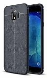 Dafoni Liquid Shield Premium Samsung Galaxy J4 Siyah Silikon Kılıf