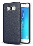 Dafoni Liquid Shield Premium Samsung Galaxy J7 2016 Lacivert Silikon Kılıf