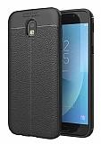 Dafoni Liquid Shield Premium Samsung Galaxy J7 Pro 2017 Siyah Silikon Kılıf