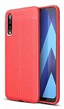 Dafoni Liquid Shield Premium Samsung Galaxy M30 Kırmızı Silikon Kılıf