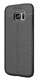 Dafoni Liquid Shield Premium Samsung Galaxy Note 5 Siyah Silikon Kılıf