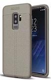 Dafoni Liquid Shield Premium Samsung Galaxy S9 Plus Gri Silikon Kılıf