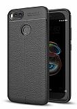 Dafoni Liquid Shield Premium Xiaomi Mi 5X / Mi A1 Siyah Silikon Kılıf