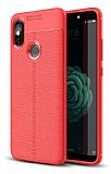 Dafoni Liquid Shield Premium Xiaomi Mi A2 Kırmızı Silikon Kılıf
