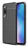 Dafoni Liquid Shield Premium Xiaomi Mi 9 Siyah Silikon Kılıf