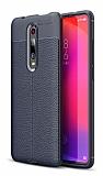 Dafoni Liquid Shield Premium Xiaomi Mi 9T Lacivert Silikon Kılıf