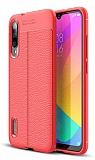 Dafoni Liquid Shield Premium Xiaomi Mi A3 Kırmızı Silikon Kılıf