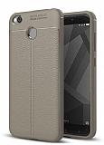 Dafoni Liquid Shield Premium Xiaomi Redmi 4X Gri Silikon Kılıf