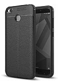 Dafoni Liquid Shield Premium Xiaomi Redmi 4X Siyah Silikon Kılıf