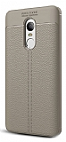 Dafoni Liquid Shield Premium Xiaomi Redmi Note 5 / Redmi 5 Plus  Gri Silikon Kılıf