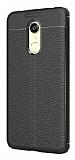 Dafoni Liquid Shield Premium Xiaomi Redmi Note 5 / Redmi 5 Plus  Siyah Silikon Kılıf