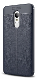 Dafoni Liquid Shield Premium Xiaomi Redmi 5 Plus Lacivert Silikon Kılıf