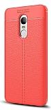 Dafoni Liquid Shield Premium Xiaomi Redmi Note 5 / Redmi 5 Plus  Kırmızı Silikon Kılıf