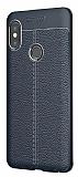 Dafoni Liquid Shield Premium Xiaomi Redmi Note 5 Pro Lacivert Silikon Kılıf