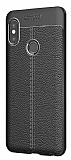 Dafoni Liquid Shield Premium Xiaomi Redmi Note 5 Pro Siyah Silikon Kılıf