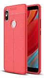 Dafoni Liquid Shield Premium Xiaomi Redmi S2 Kırmızı Silikon Kılıf