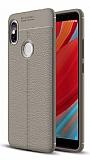 Dafoni Liquid Shield Premium Xiaomi Redmi S2 Gri Silikon Kılıf