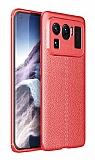 Dafoni Liquid Shield Xiaomi Mi 11 Ultra Süper Koruma Kırmızı Kılıf