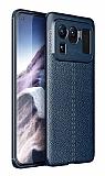 Dafoni Liquid Shield Xiaomi Mi 11 Ultra Süper Koruma Lacivert Kılıf