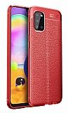 Dafoni Liquid Shield Samsung Galaxy A02S Ultra Koruma Kırmızı Kılıf