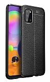 Dafoni Liquid Shield Samsung Galaxy A02S Ultra Koruma Siyah Kılıf