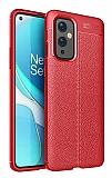 Dafoni Liquid Shield OnePlus 9 Ultra Koruma Kırmızı Kılıf