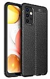 Dafoni Liquid Shield Samsung Galaxy A32 4G Ultra Koruma Siyah Kılıf