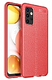 Dafoni Liquid Shield Samsung Galaxy A32 4G Ultra Koruma Kırmızı Kılıf