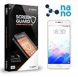 Dafoni Meizu m3 note Nano Glass Premium Cam Ekran Koruyucu