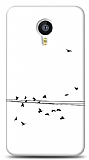 Meizu MX4 Flying Birds Kılıf