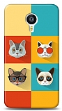 Dafoni Meizu MX4 Four Cats K�l�f