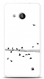 Microsoft Lumia 550 Flying Birds Kılıf